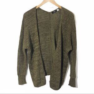 BDG Open Front Knit Sweater Size XS